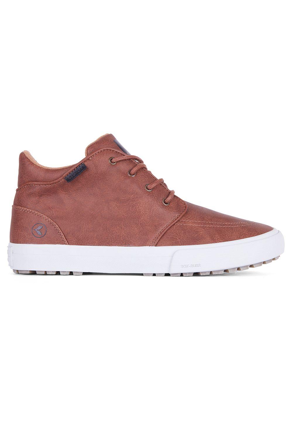 Kustom Shoes HOTHAM Brown