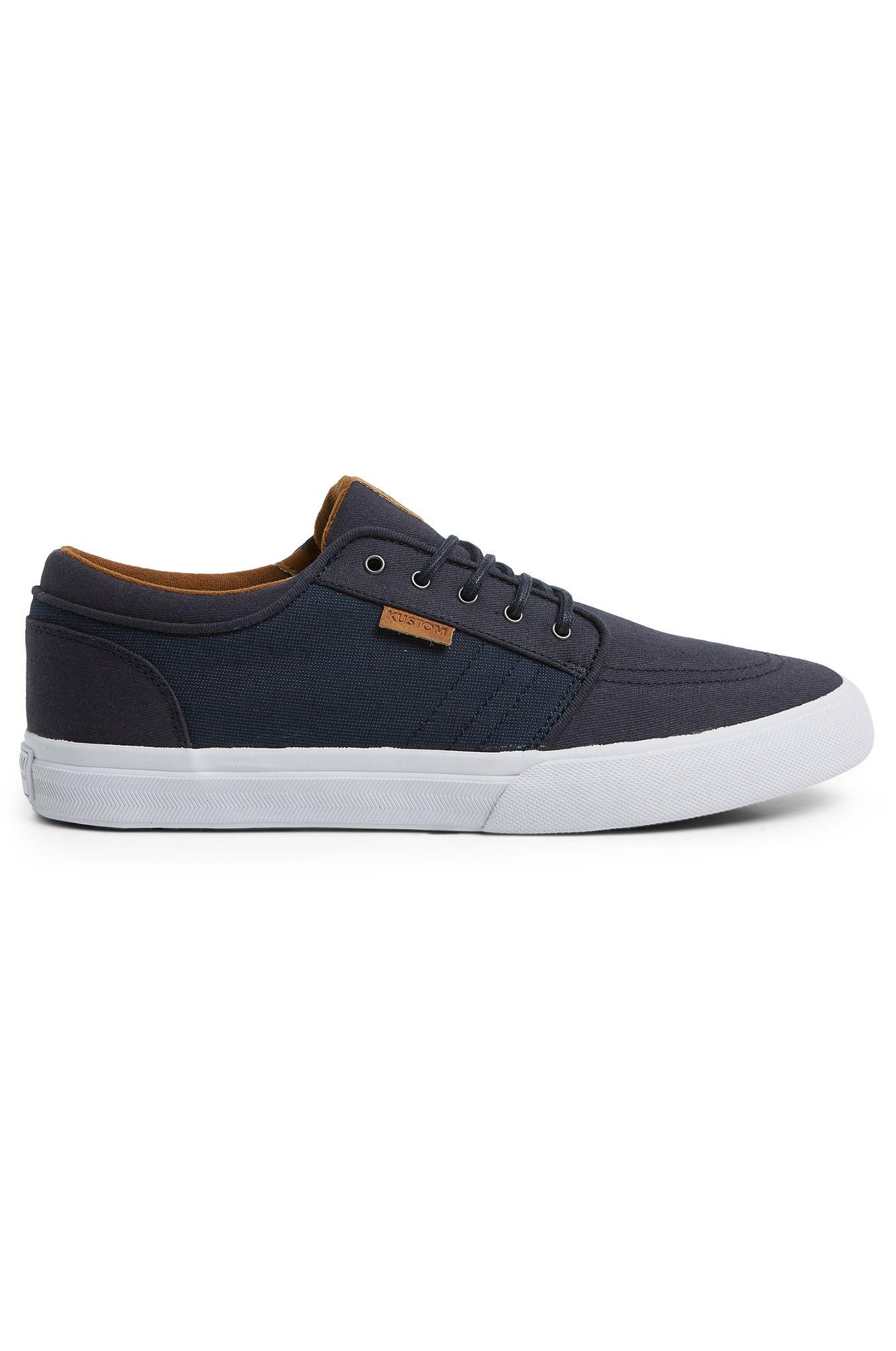 Kustom Shoes REMARK 2 Navy Micro