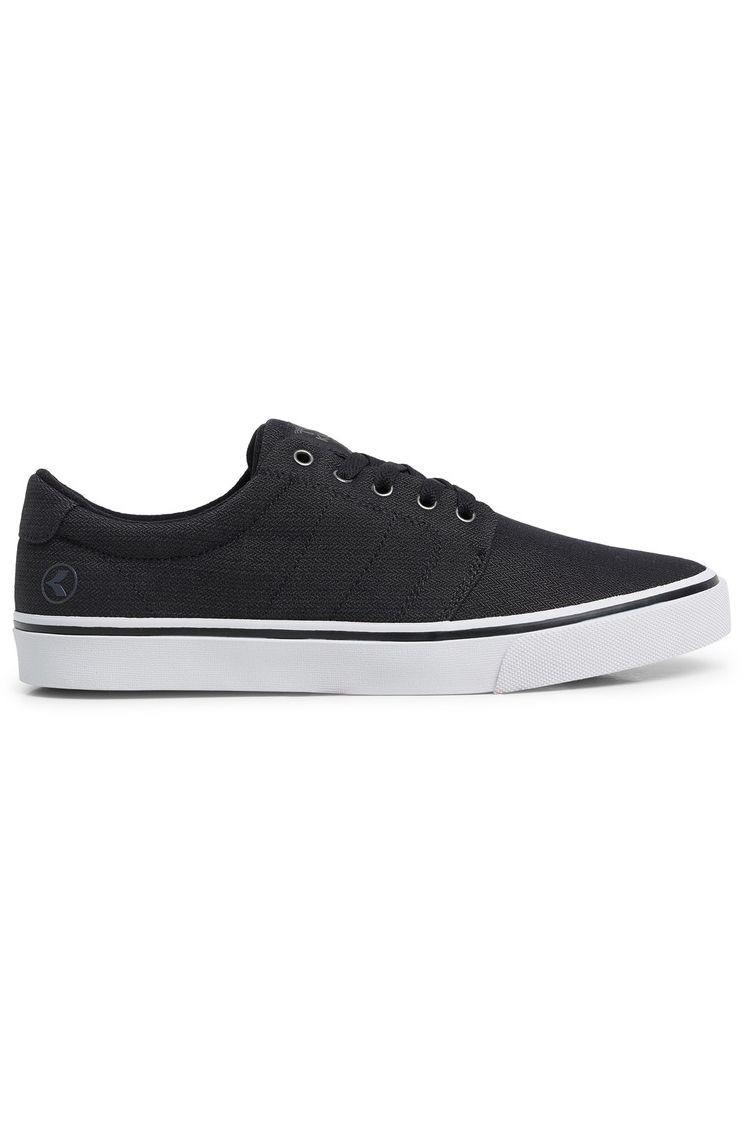 Kustom Shoes LAYDAY Black Granite