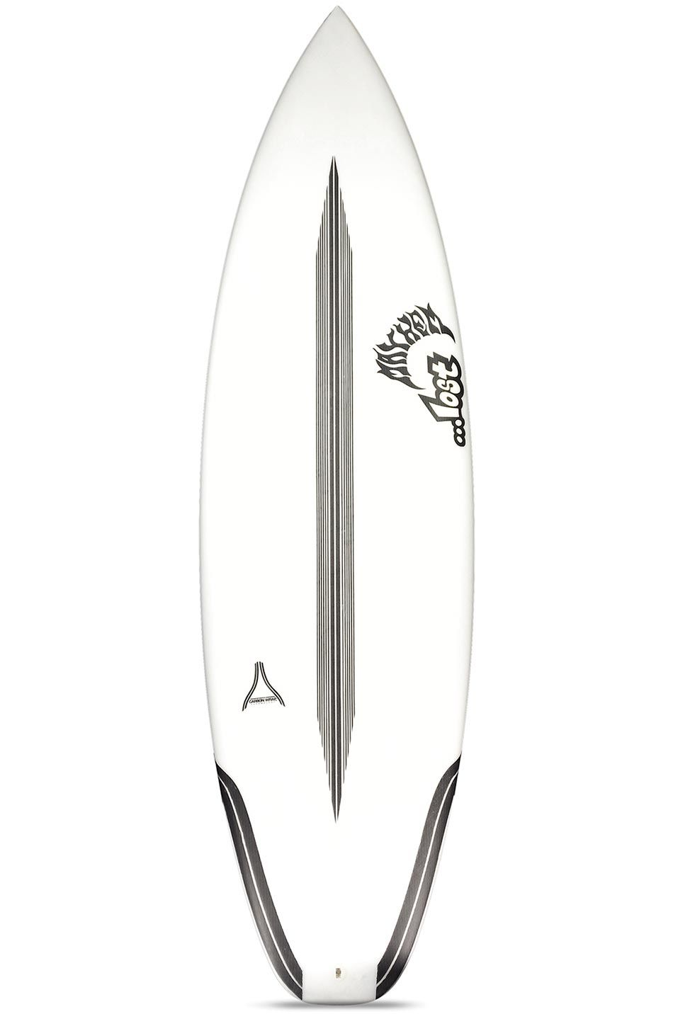 Prancha Surf Lost BABY BUGGY CW 6'2 Squash Tail - White FCS II 6ft2
