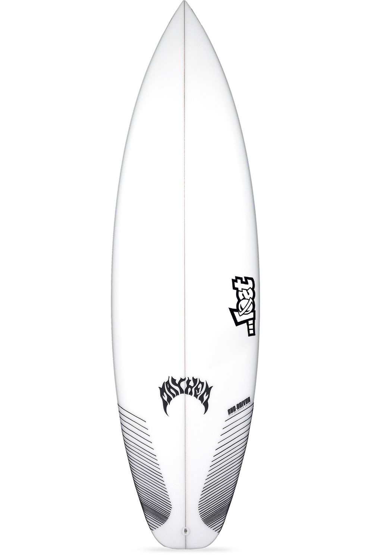Prancha Surf Lost 6'1 SUB-DRIVER Squash Tail - White FCS II 6ft1