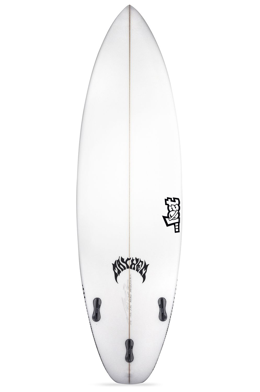 Prancha Surf Lost POCKET ROCKET 6'0 Squash Tail - White FCS II 6ft0