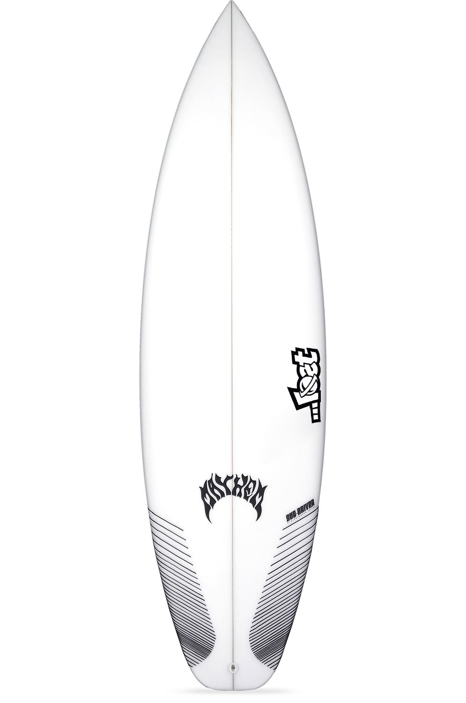 Prancha Surf Lost SUB-DRIVER 5'11 Squash Tail - White FCS II 5ft11