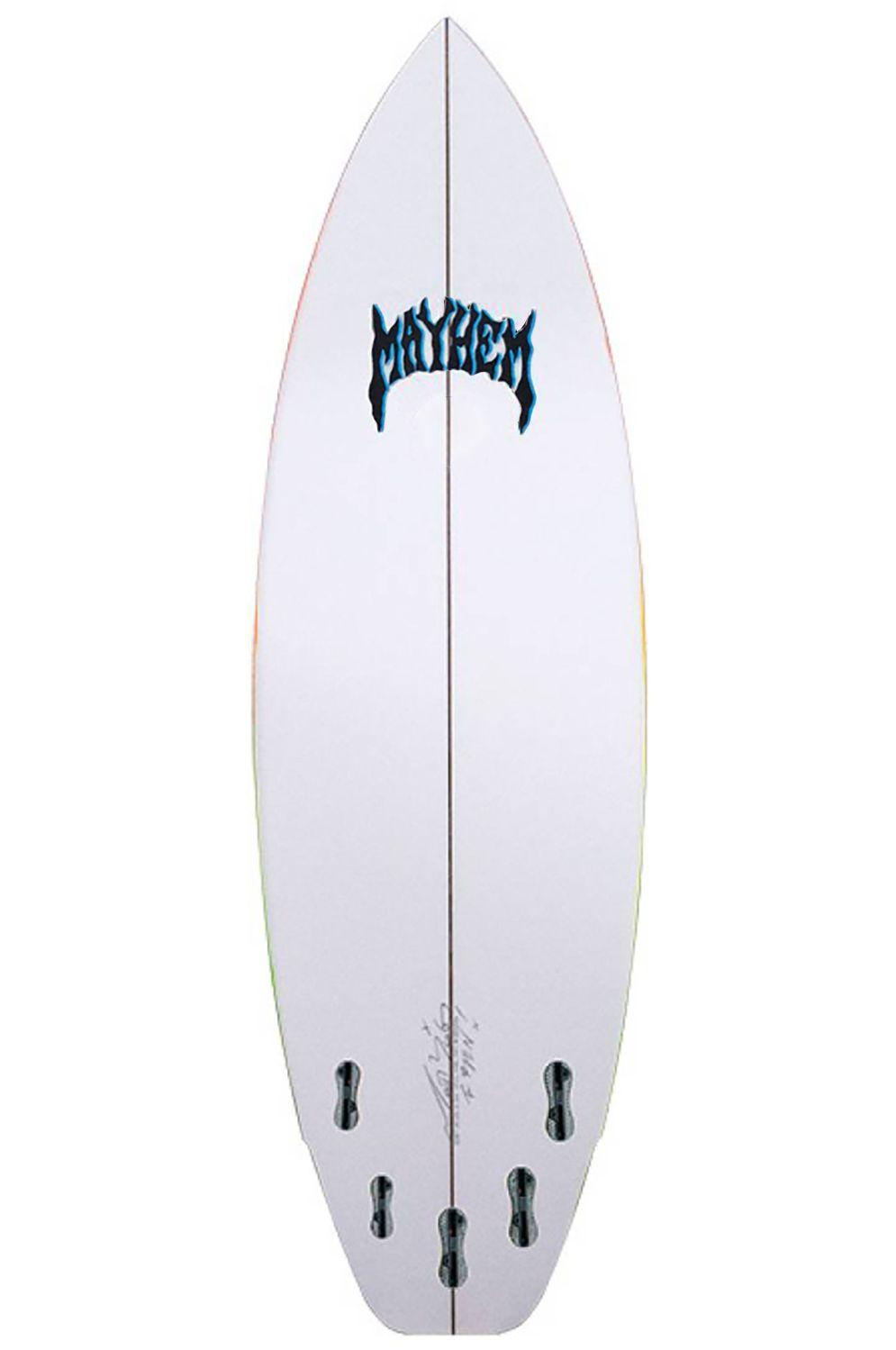Prancha Surf Lost 6'0 RAD RIPPER Squash Tail - Color FCS II Multisystem 6ft0
