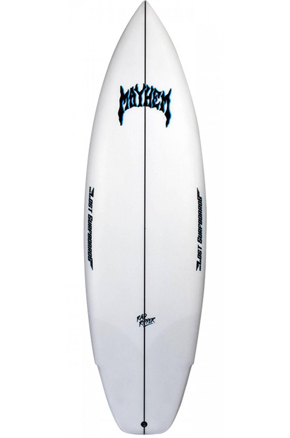 Lost Surf Board 5'10 RAD RIPPER Squash Tail - Color FCS II Multisystem 5ft10