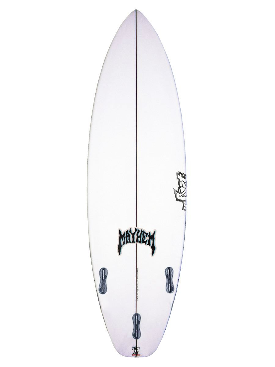 Prancha Surf Lost SUB-DRIVER 2.0 5'11 Squash Tail - White FCS II 5ft11