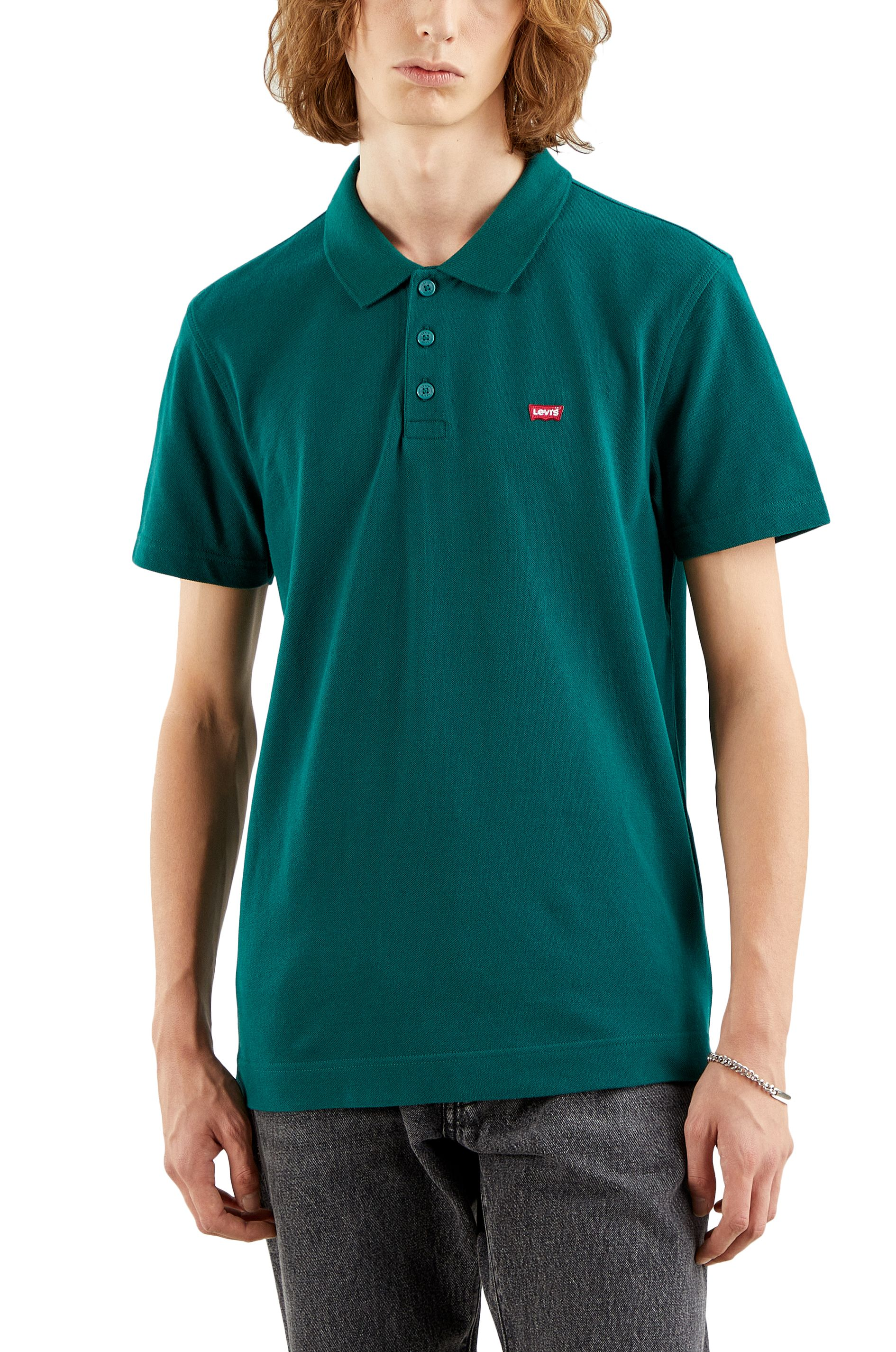 Levis Polo    O.G BATWING POLO Forest Biome
