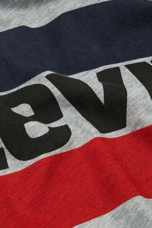 T-Shirt Levis SPORTSWEAR LOGO GRAPHIC 84 Sportswear Logo Grey Midtone Grey Htr