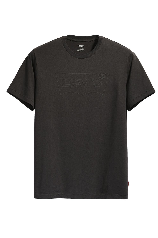 Levis T-Shirt HOUSEMARK GRAPHIC TEE Ssnl Hm Outline Jet Black