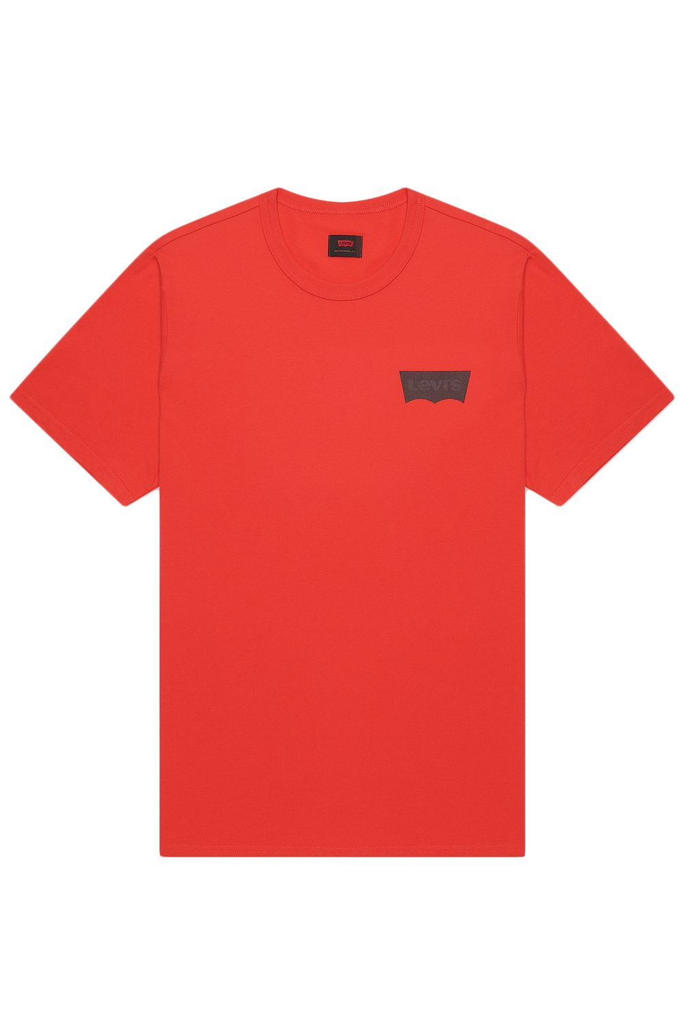 Levis T-Shirt SKATE GRAPHIC SS TEE Poppy Red