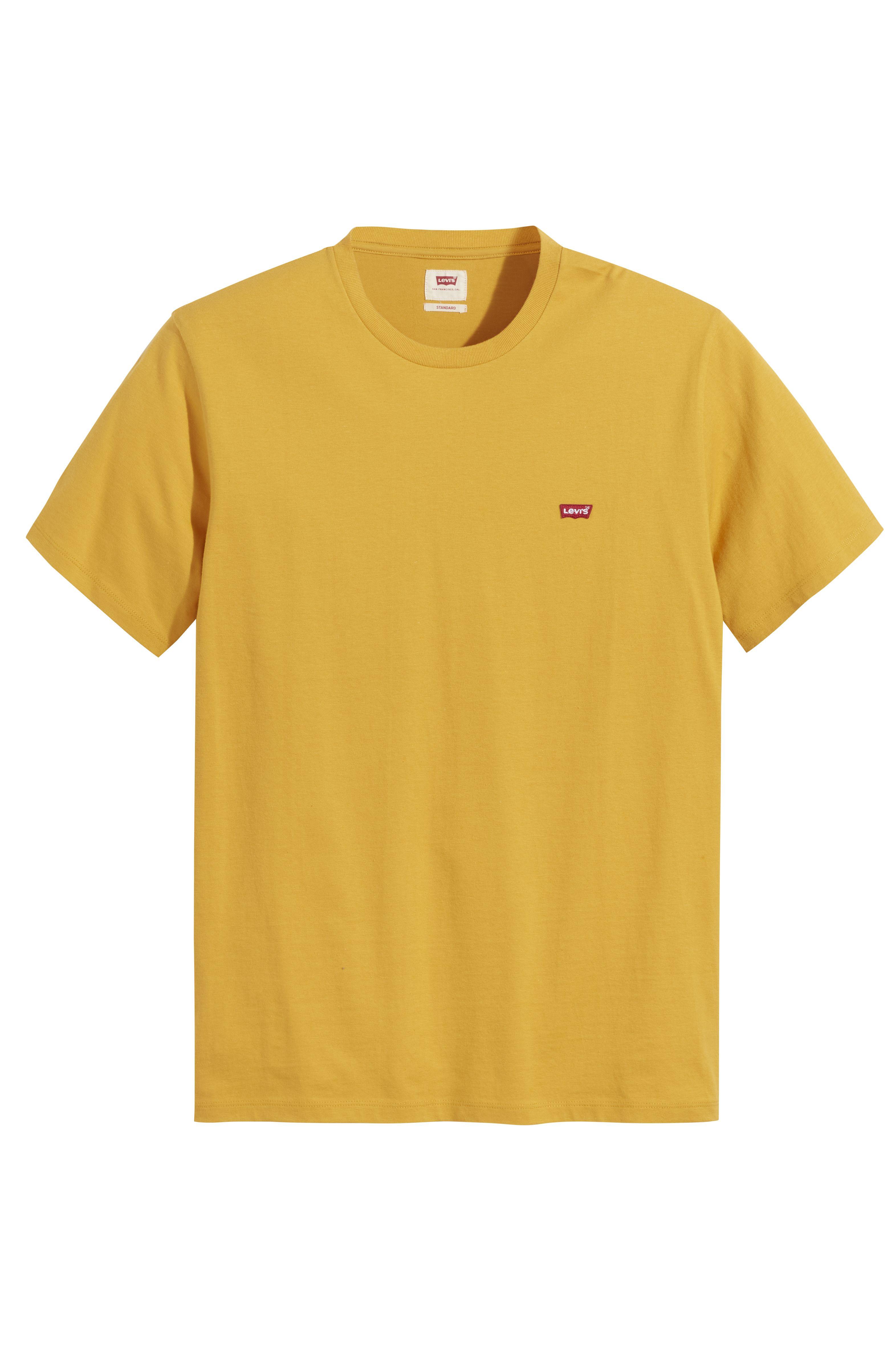 T-Shirt Levis ORIGINAL HM Cool Yellow