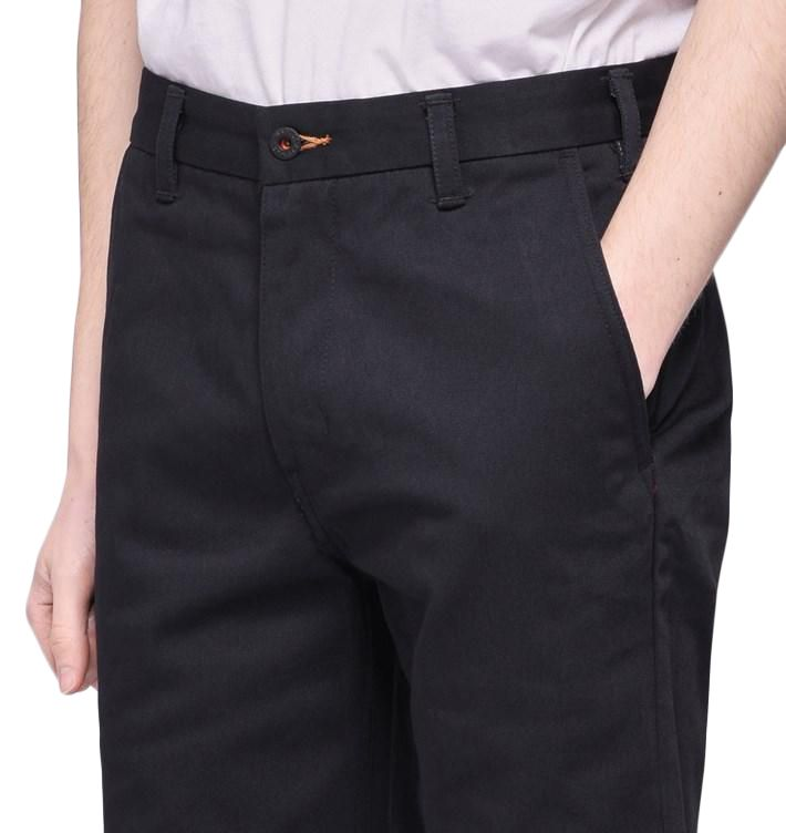 Walkshorts Levis SKATE WORK SHORT S&E Black Twill
