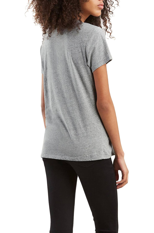 T-Shirt Levis THE PERFECT Better Batwing Smokestack Smokestack Htr