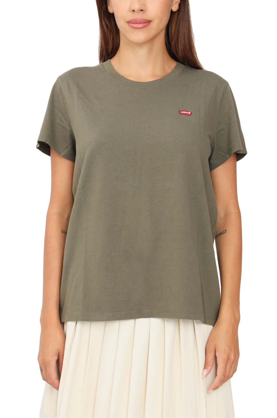 T-Shirt Levis PERFECT TEE Sea Turtle