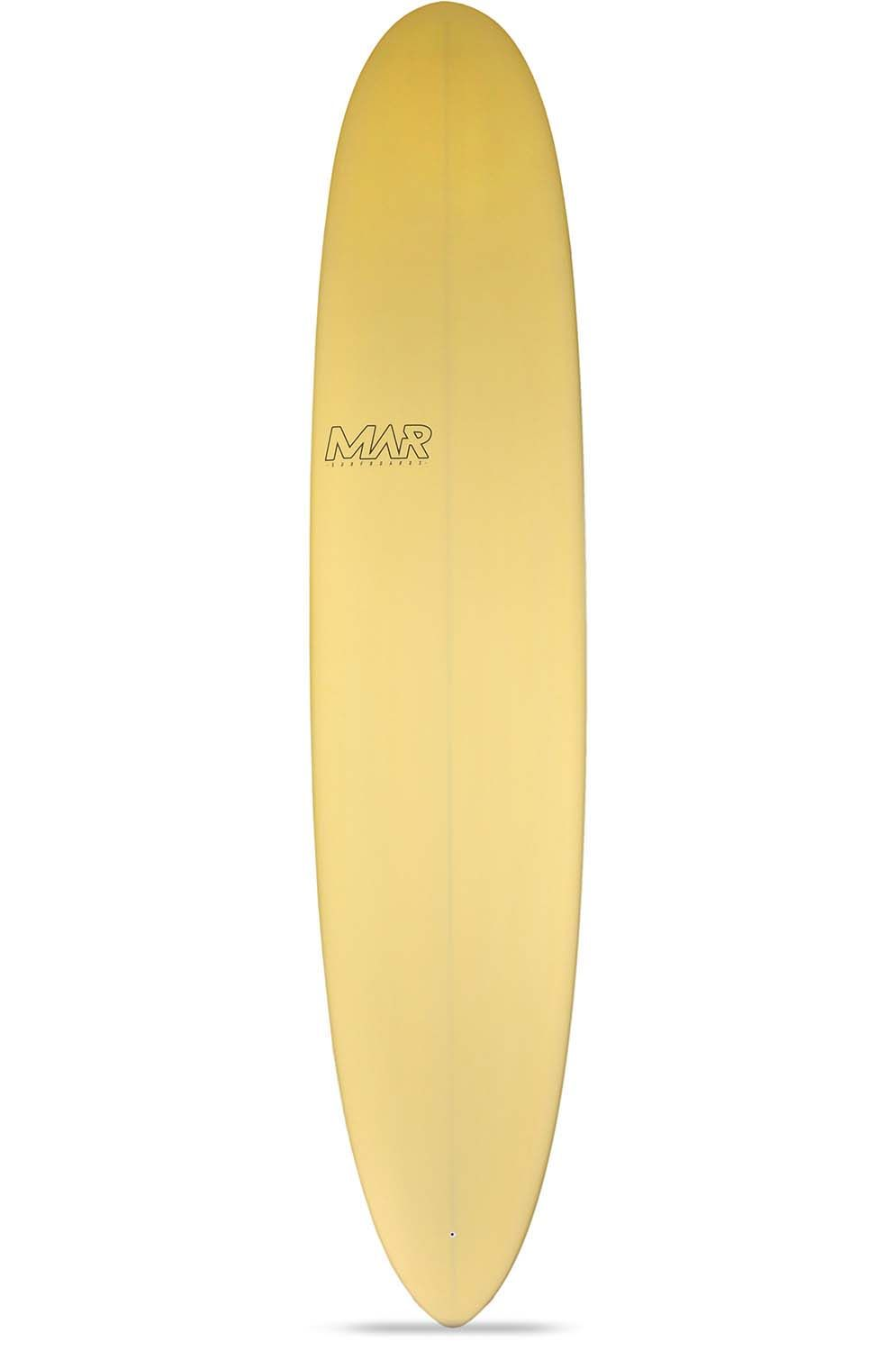 Prancha Surf Mar THE GREAT BIG WAVE SLAVE Round Pin Tail - Color 2 + 1 FCS 9ft0