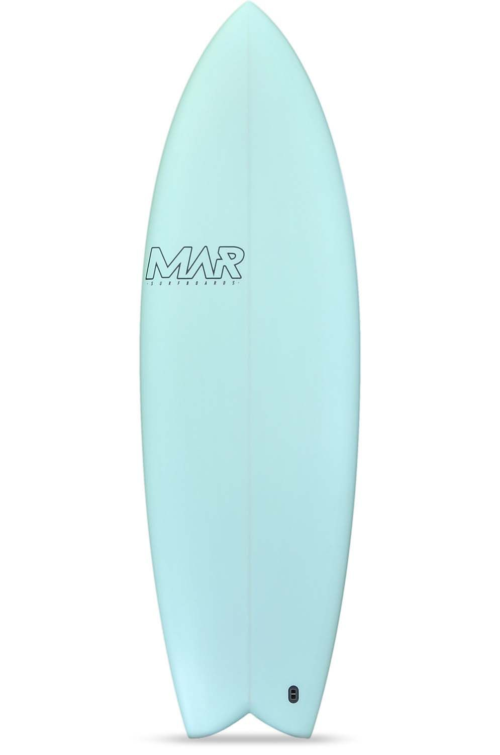 Prancha Surf Mar 5'6 THE 4 PU Swallow Tail - Color FCS II Multisystem 5ft6