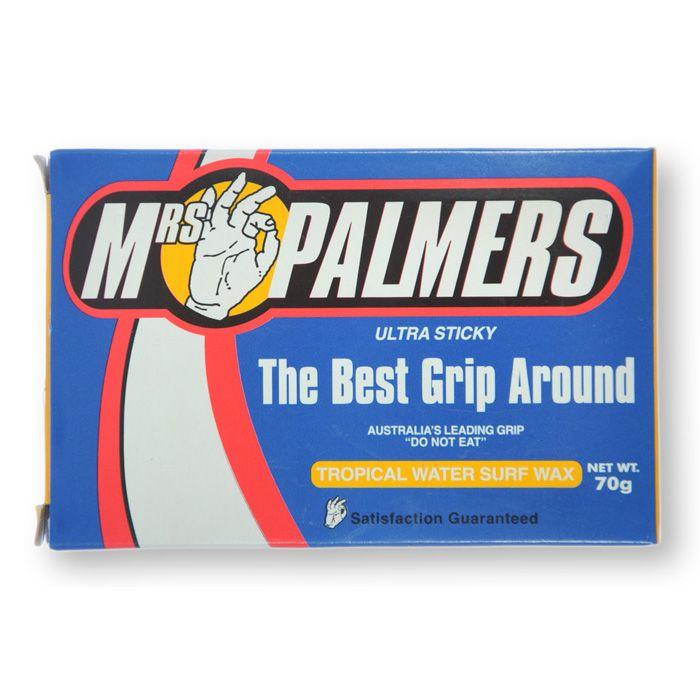 Wax Mrs Palmers 70G TRCAL+23 White