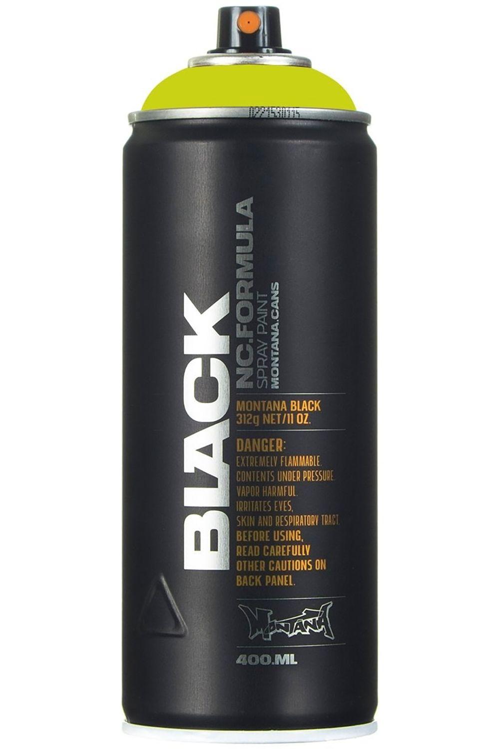 Canetas/Tintas Montana BLACK 400ML Acid