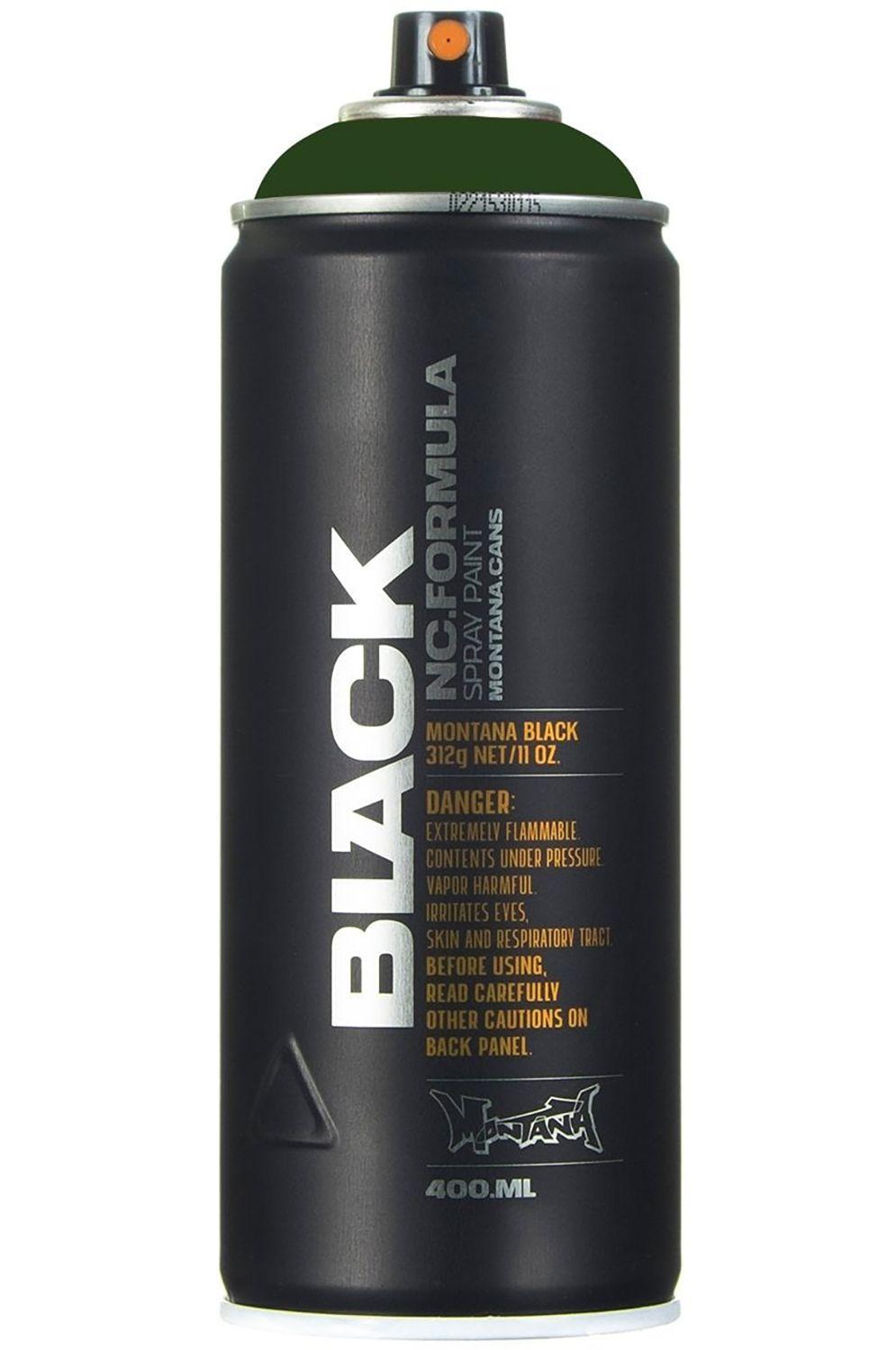 Canetas/Tintas Montana BLACK 400ML Toad