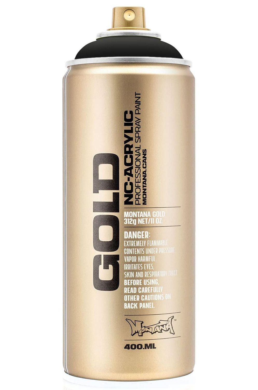 Canetas/Tintas Montana GOLD 400ML Assorted