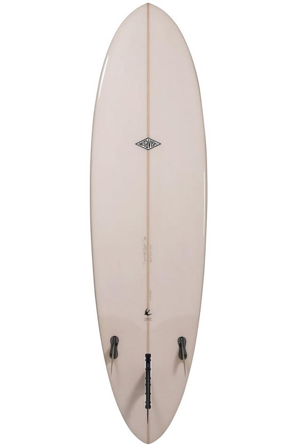 Prancha Surf Mc Tavish SUMO 6'6 Round Pin Tail - Color 1 + 2 FCS II 6ft6