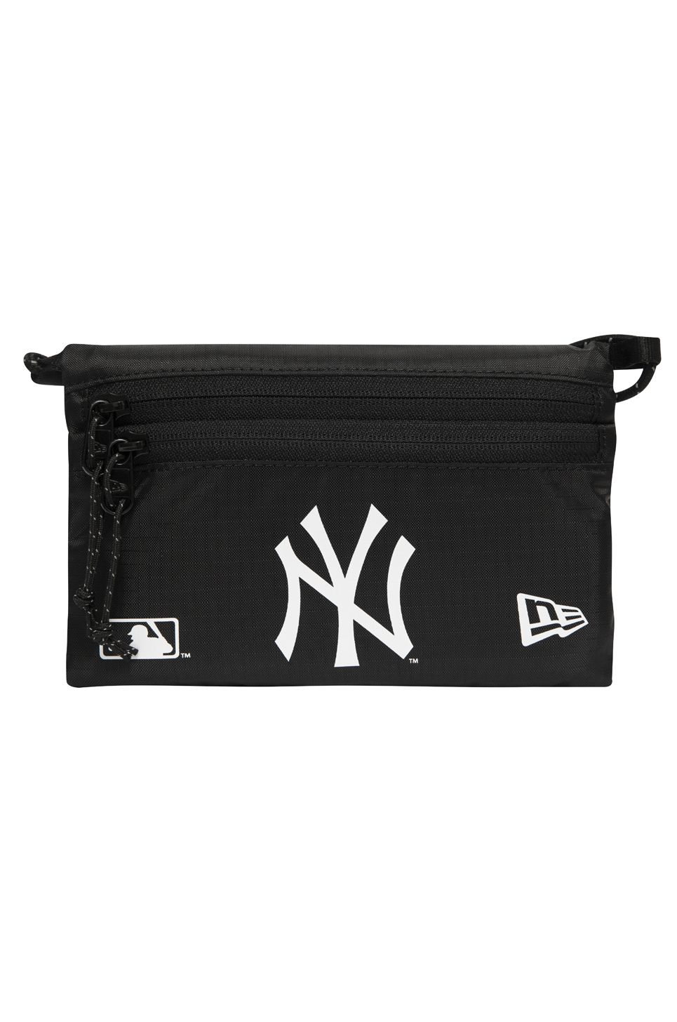 Bolsa New Era MLB SACOCHE MINI SIDE BAG NEYYAN Black