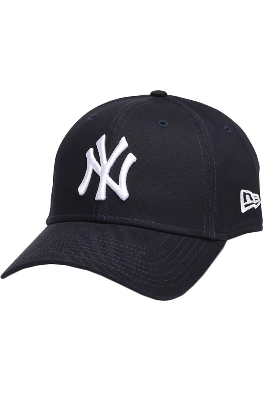 New Era Cap   940 LEAGUE BASIC NEW YORK YANKEES Navy/White