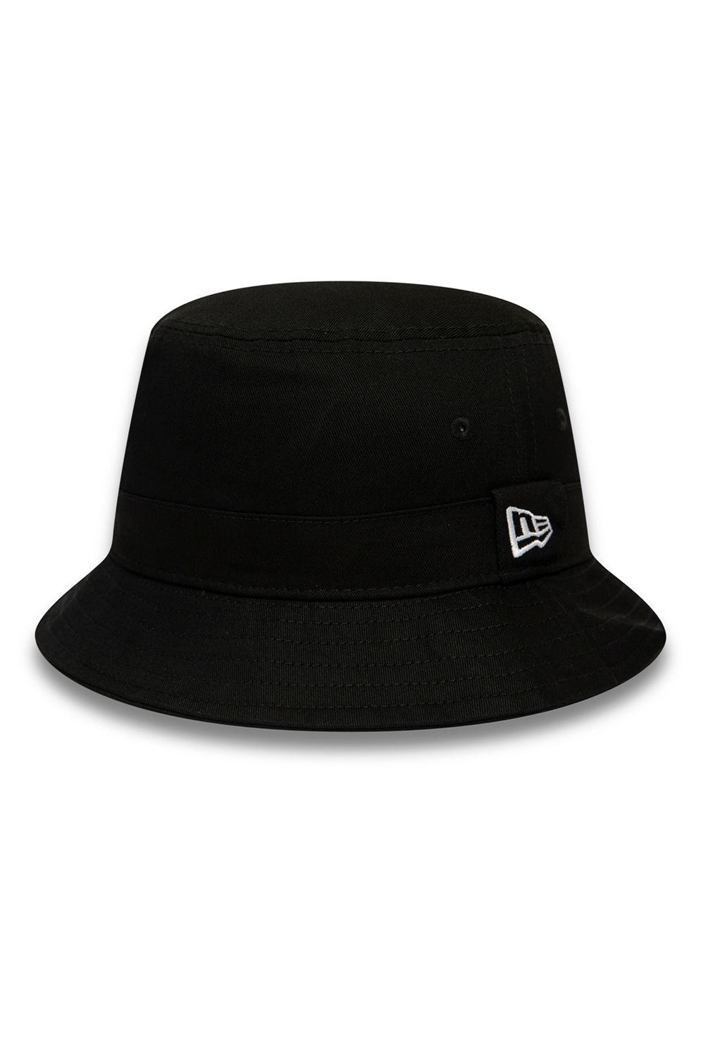 Chapeu New Era NEW ERA ESSENTIAL BUCKET Black/White