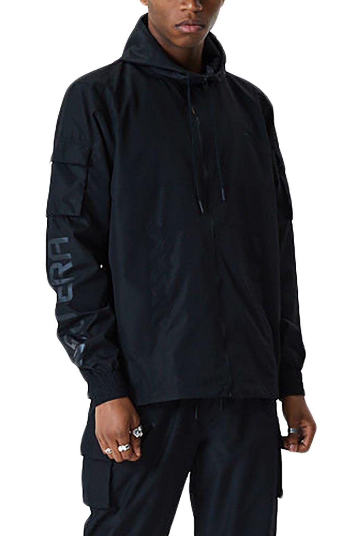 New Era Jacket Wind Breaker NE CARGO WINDBREAKER Black