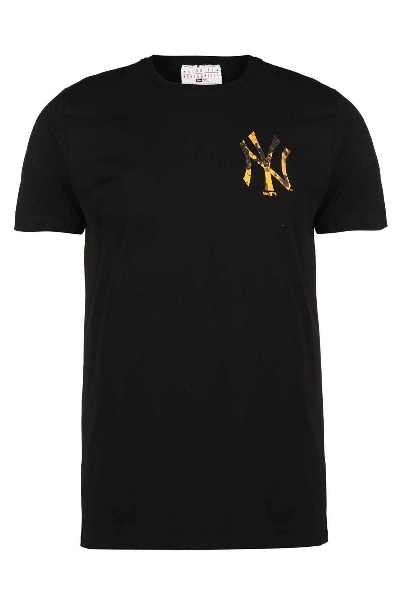 New Era T-Shirt MLB DIGI PRINT TEE NEYYAN Black