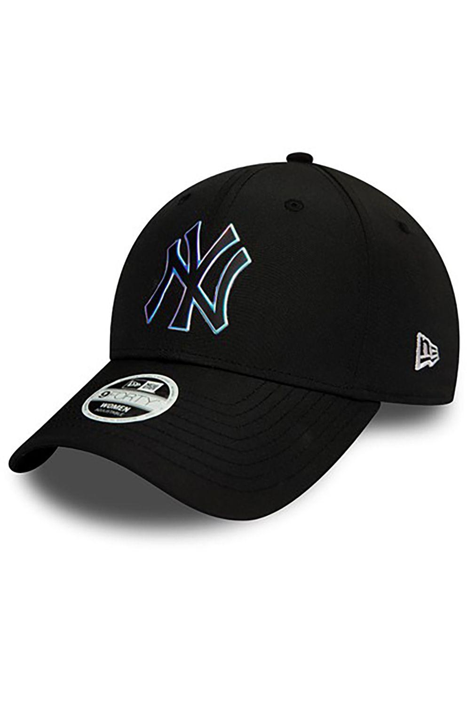 Bone New Era WMNS MLB NYLON 9FORTY NEYYAN Black