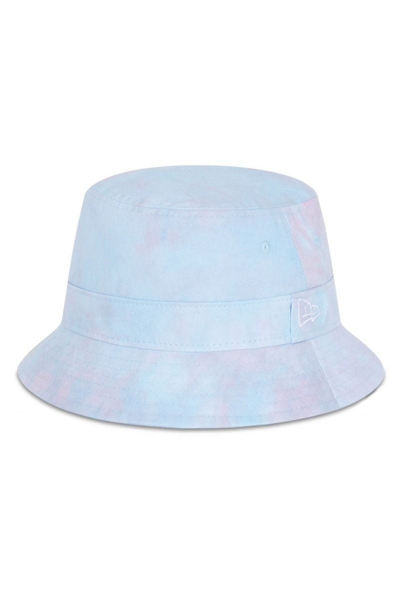 Chapeu New Era WMNS TIE DYE BUCKET XPK Open Pink