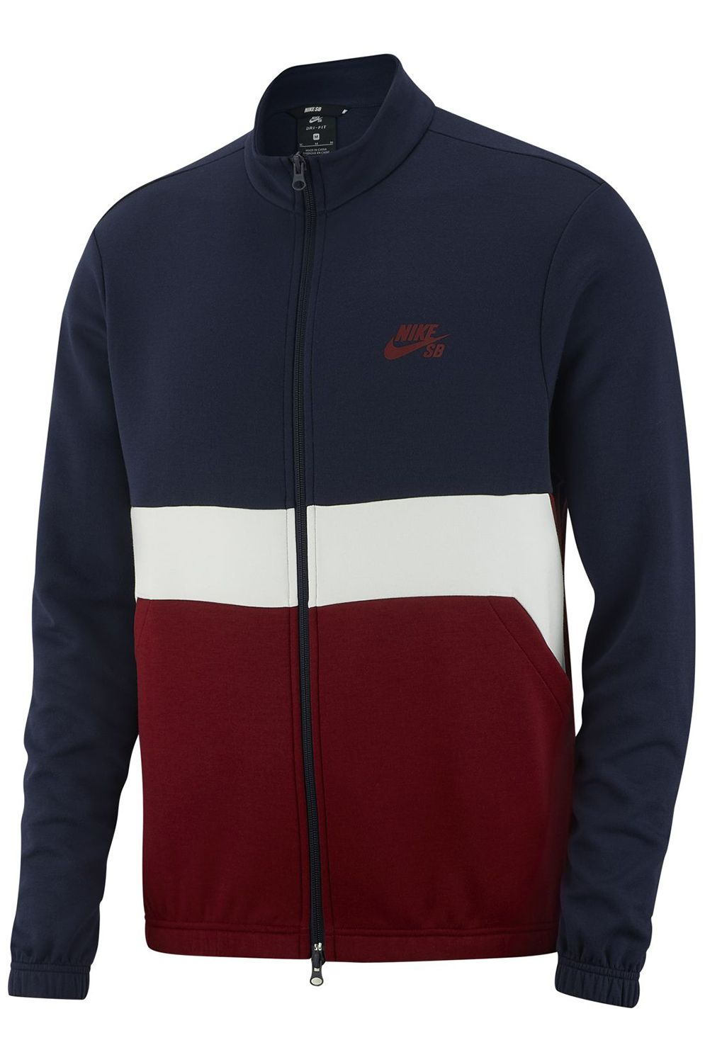 Tenis Nike Sb TEAM CLASSIC ObsidianTeam Red Summit White 45.5