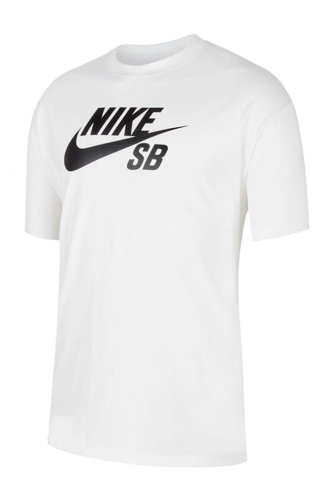 Nike Sb T-Shirt LOGO White/(Black)