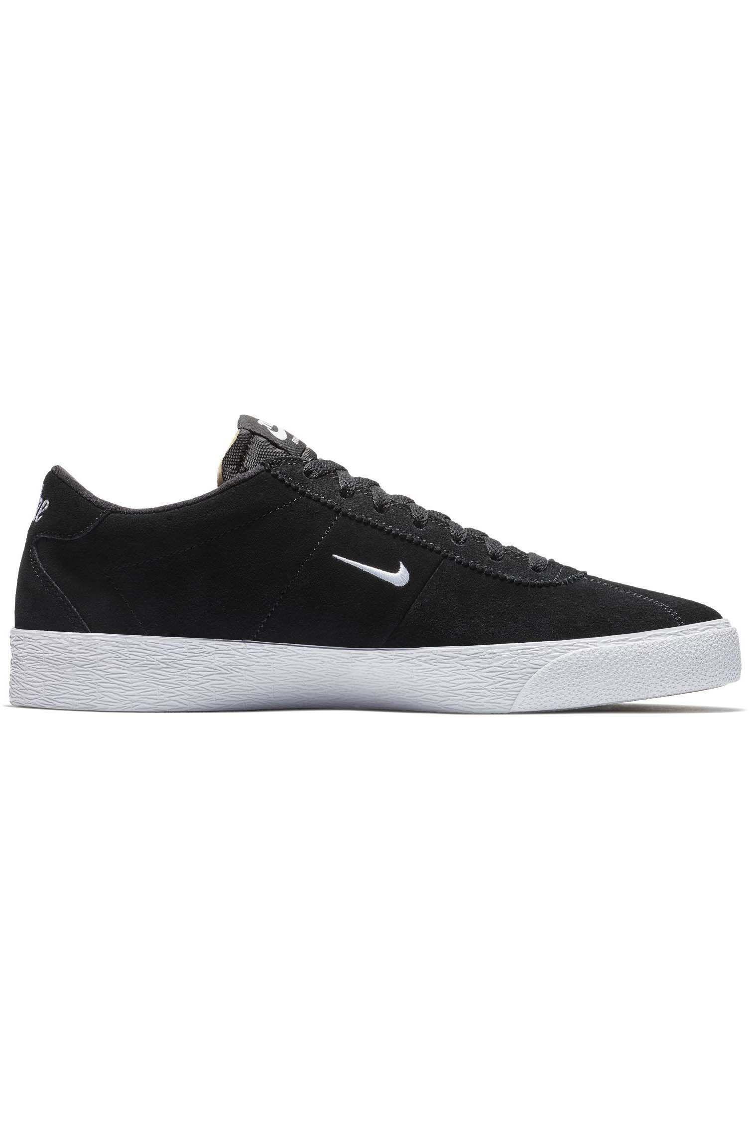 Tenis Nike Sb ZOOM BRUIN ULTRA Black/White-Gum Light Brown