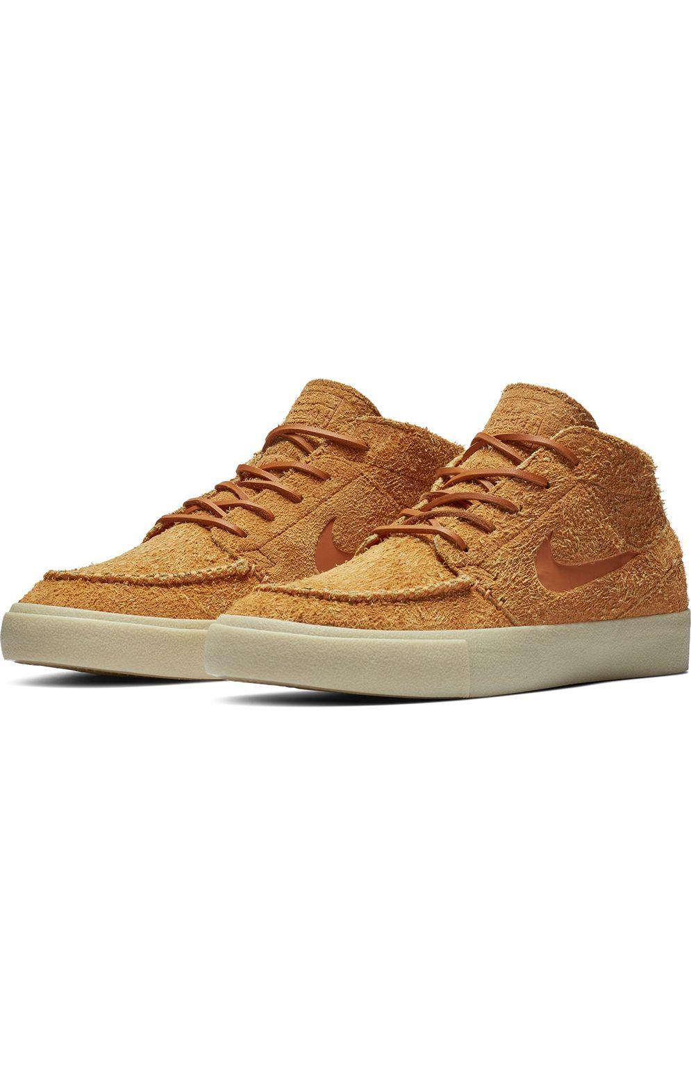 reputable site fc04f 04096 ... Nike Sb Shoes JANOSKI MID RM CRAFTED Cinder Orange Cinder Orange-Team  Gold-