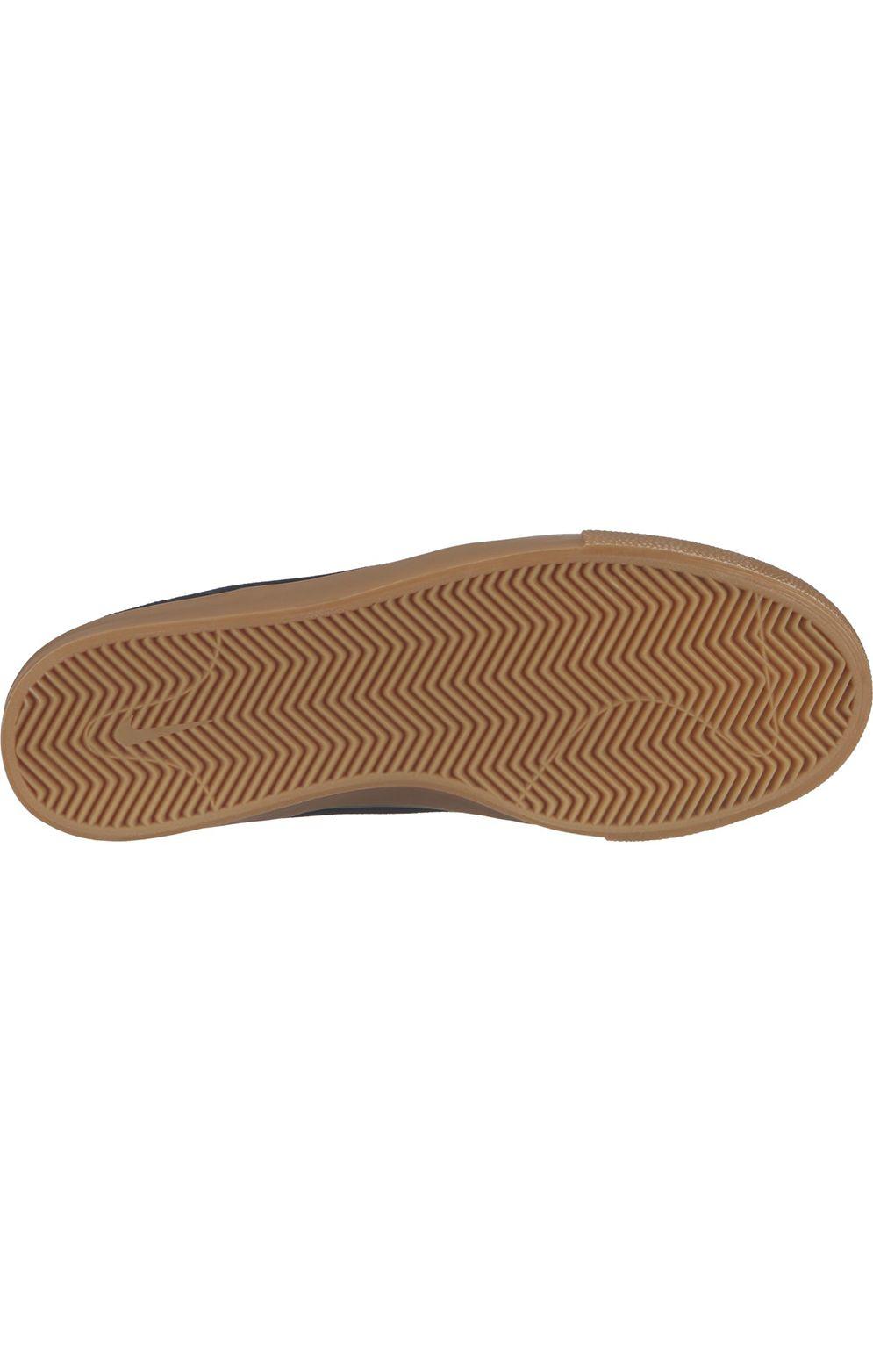 Nike Sb Shoes ZOOM STEFAN JANOSKI RM Black/White-Black-Gum Light Brown