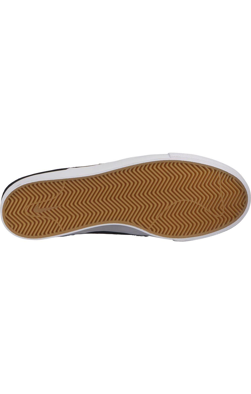 Tenis Nike Sb ZOOM JANOSKI RM Black/White-Thunder Grey-Gum Light Brown