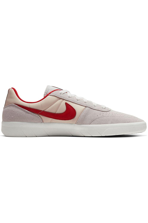 Nike Sb Shoes TEAM CLASSIC Photon Dust/University Red-Light Cream