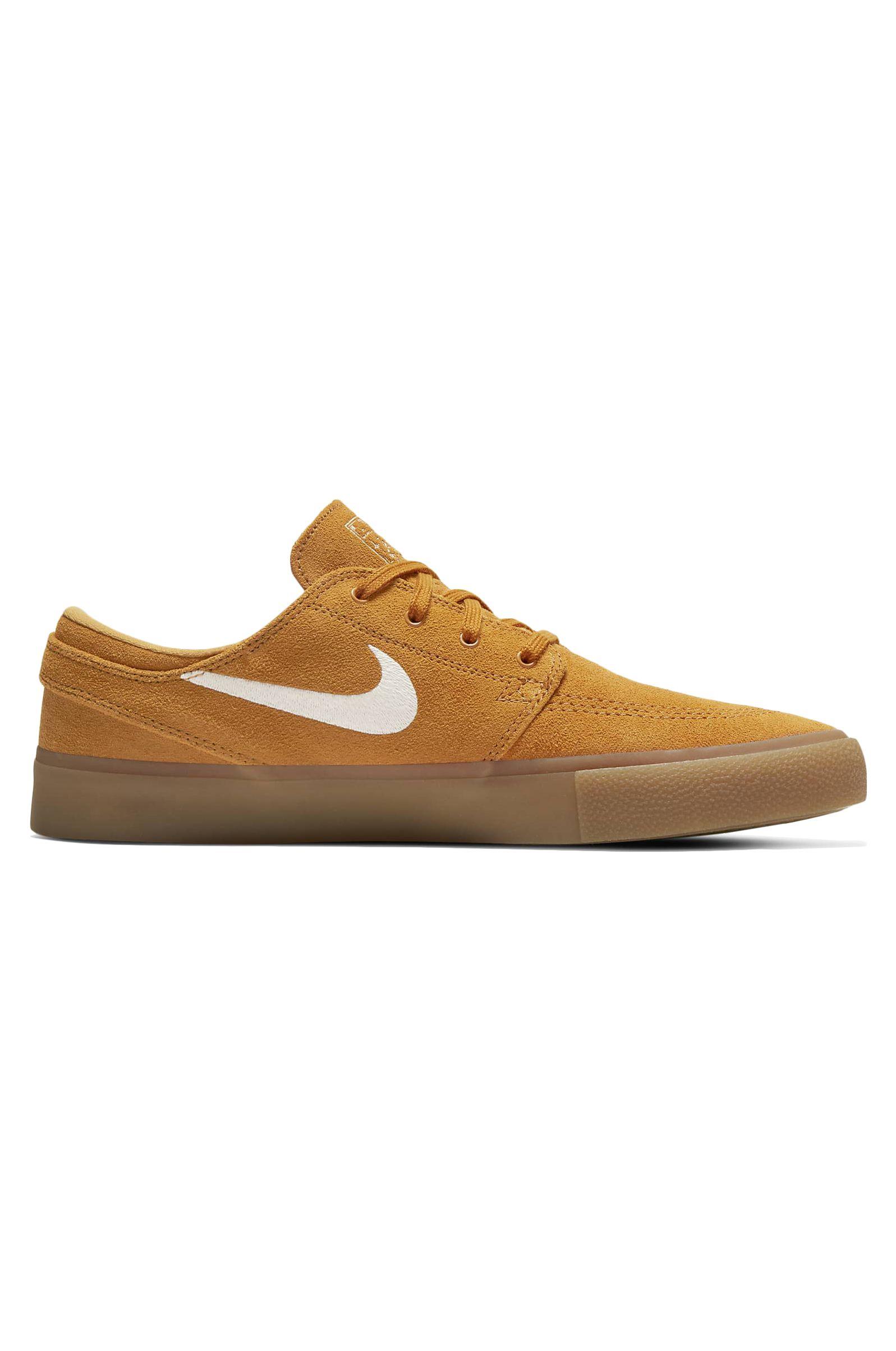 Nike Sb Shoes NIKE SB ZOOM JANOSKI RM Chutney/Sail-Chutney-Gum Lt Brown