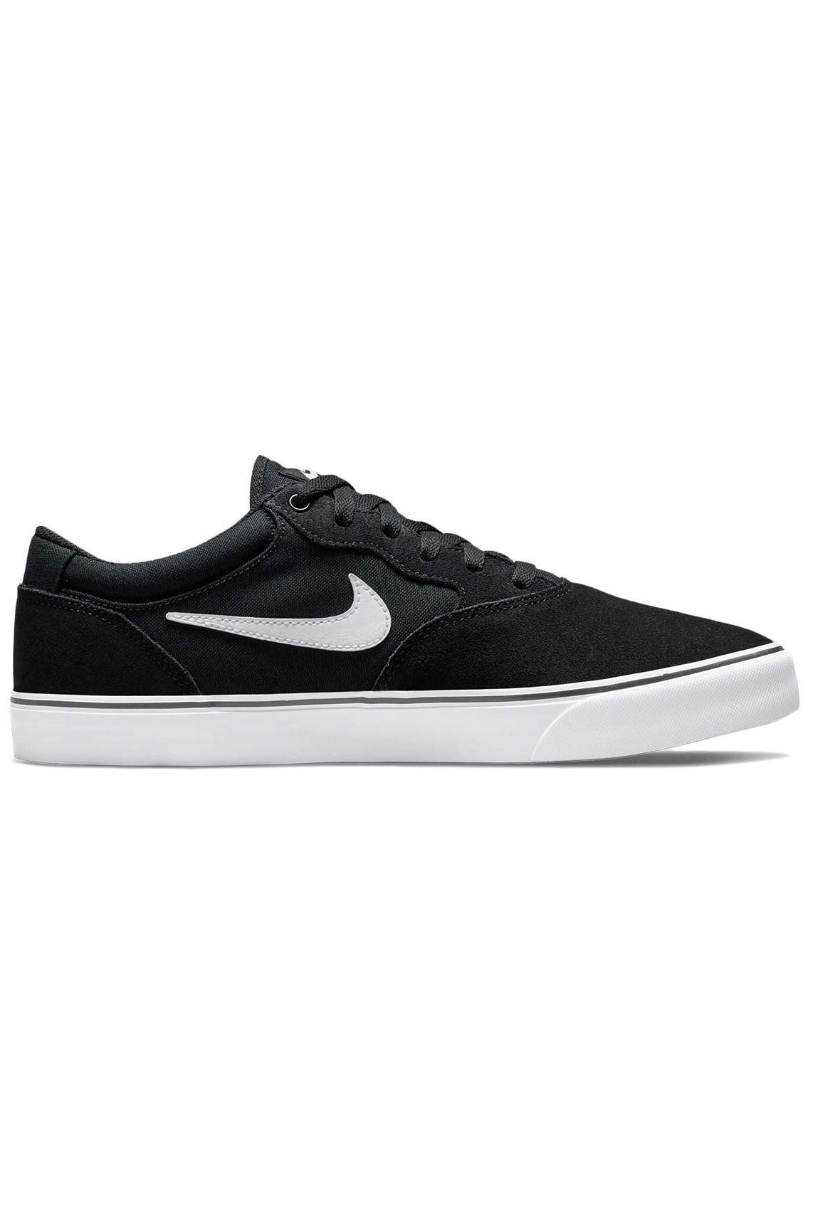 Nike Sb Shoes CHRON 2 Black/White-Black
