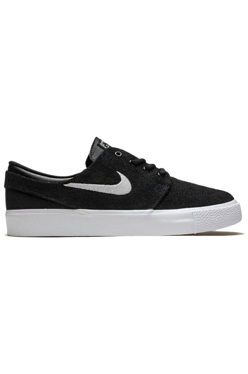 Tenis Nike Sb BOYS' STEFAN JANOSKI (GS) Black/White-Gum Med Brown