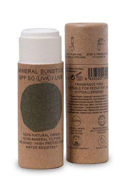 Nuura Sunscreen NATURAL MINERAL STICK SPF 50 18ML Assorted