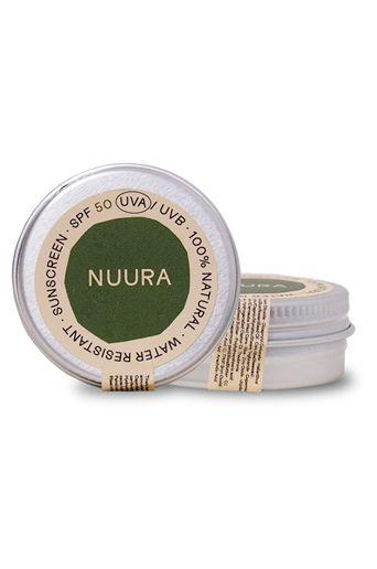 Nuura Sunscreen NATURAL MINERAL SUNSCREEN SPF 50 18ML Assorted
