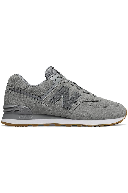 New Balance Shoes ML574 Grey/White