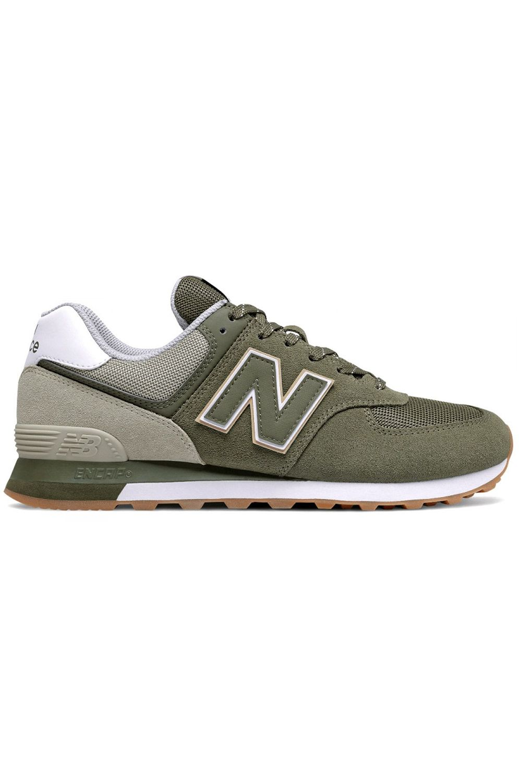 New Balance Shoes CLASSIC RUNNING 574V2 Green