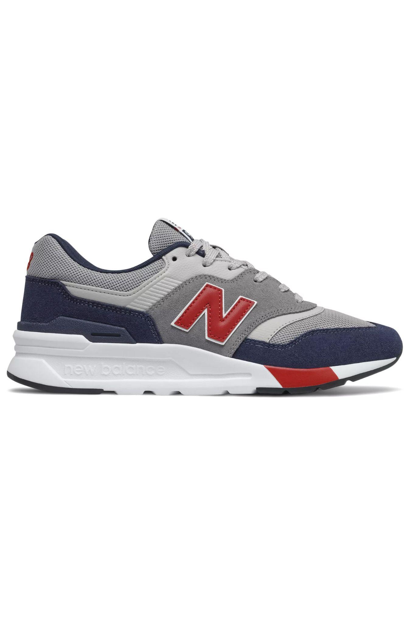 Tenis New Balance CM997 Red/Navy