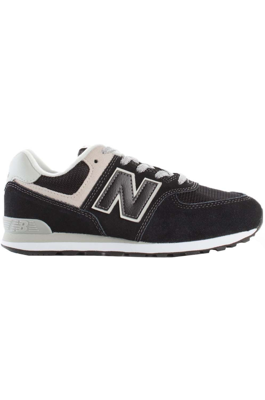 Tenis New Balance GC574 Black/Grey