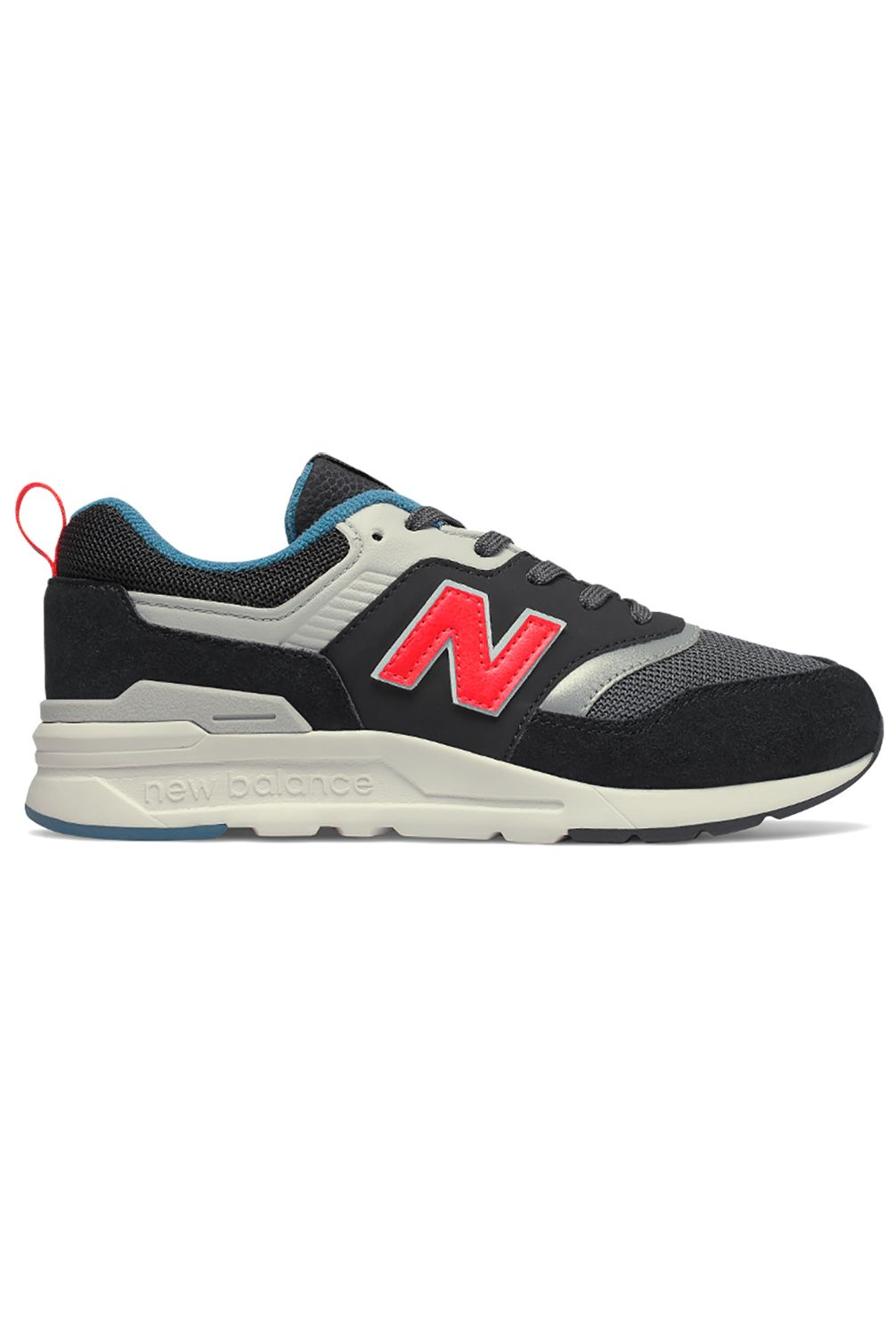 Tenis New Balance GR997HAI Black/Red