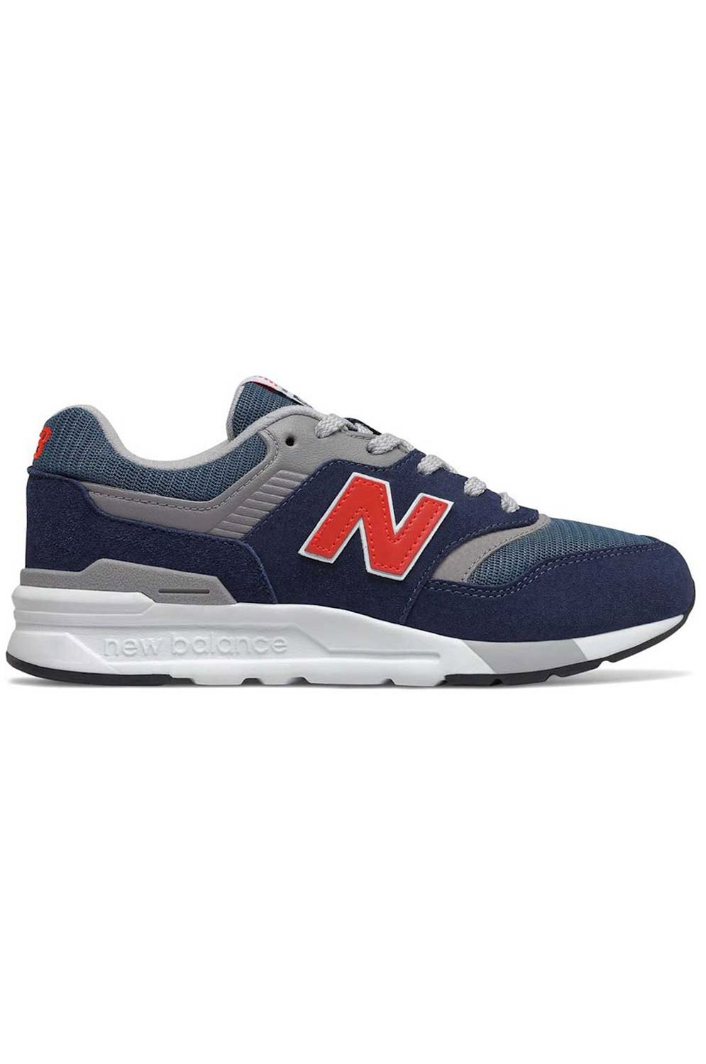 New Balance Shoes 997 CLASSIC KIDS Navy